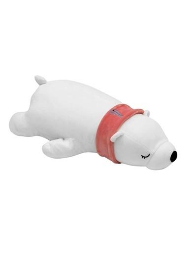 BabyJem Fisherprice Soft Kumaş Oyun Arkadaşım Büyük Kutup Ayısı Beyaz
